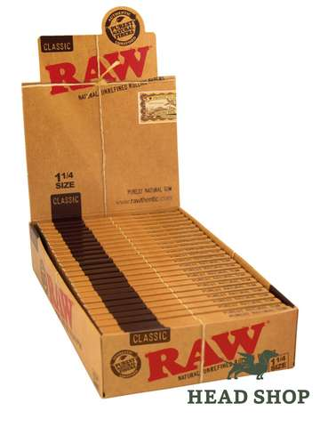 RAW Papers 1 1/4 - 24 x
