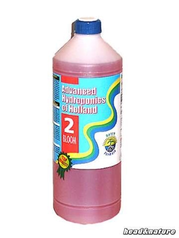 Advanced Hydroponics Dutch Formula 2 - Bloom 1L