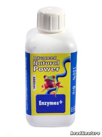 Advanced Hydroponics Natural Power Enzymes+  250ml