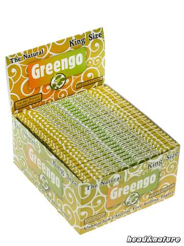 Greengo Papers King Size - 50 x